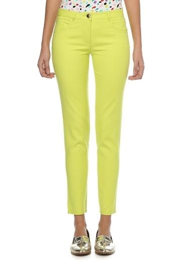 Boutique Moschino Pantolon Sarı